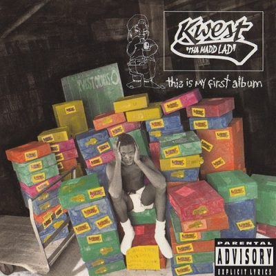 Kwest Tha Madd Lad – This Is My First Album (CD) (1996) (FLAC + 320 kbps)