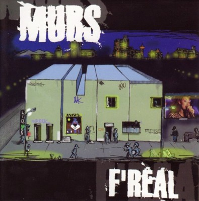 Murs – F'Real (CD) (1997) (FLAC + 320 kbps)