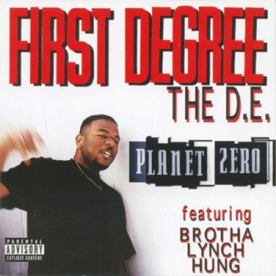 First Degree The D.E. – Planet Zero (CD) (1999) (FLAC + 320 kbps)