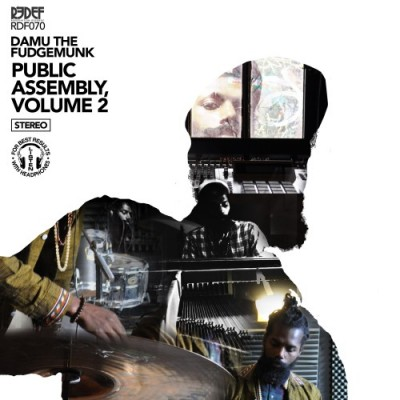 Damu The Fudgemunk – Public Assembly, Volume 2 (WEB) (2015) (320 kbps)