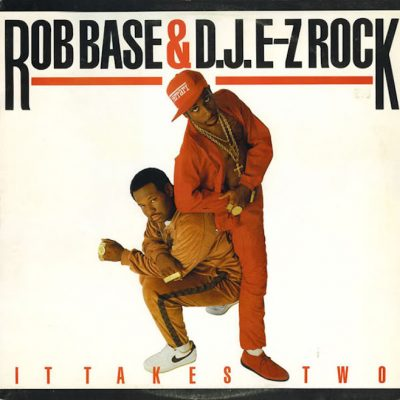 Rob Base & DJ E-Z Rock – It Takes Two (CD) (1988) (FLAC + 320 kbps)