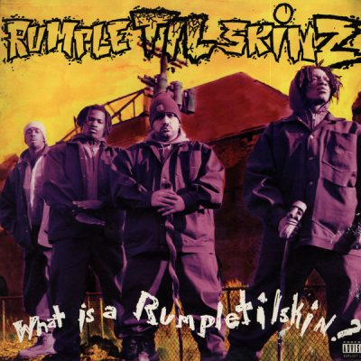 Rumpletilskinz – What Is A Rumpletilskin? (CD) (1993) (FLAC + 320 kbps)