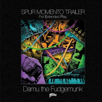 Damu The Fudgemunk – Spur Momento Trailer EP (WEB) (2013) (320 kbps)