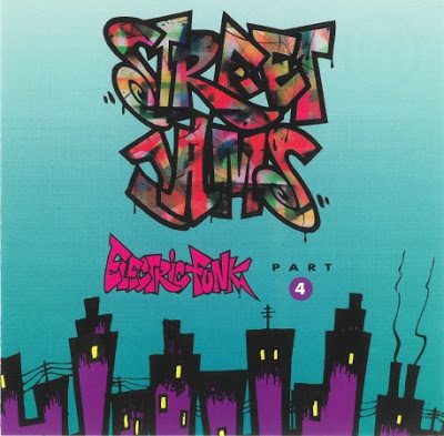 VA – Street Jams: Electric Funk, Part 4 (CD) (1994) (FLAC + 320 kbps)