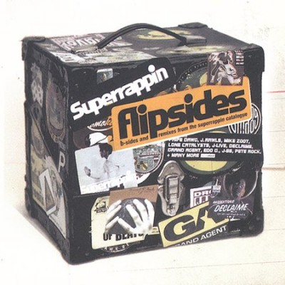 Various - Flipsides (B-Sides and Remixes from the Superrappin Catalogue)
