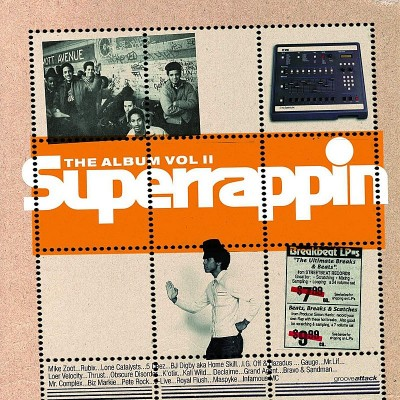 VA – Superrappin: The Album Vol. II (2xCD) (2001) (FLAC + 320 kbps)