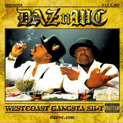 Daz Dillinger & WC – West Coast Gangsta Shit (WEB) (2013) (FLAC + 320 kbps)