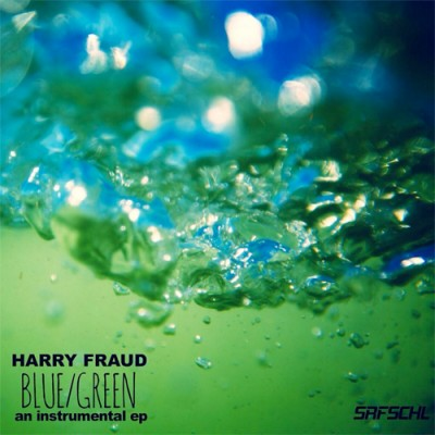 Harry Fraud – Blue / Green, An Instrumental EP (WEB) (2015) (320 kbps)