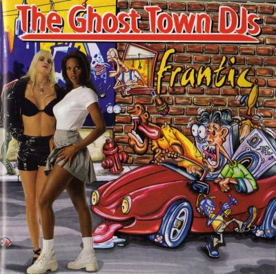 The Ghost Town DJ's – Frantic (1996) (CD) (FLAC + 320 kbps)