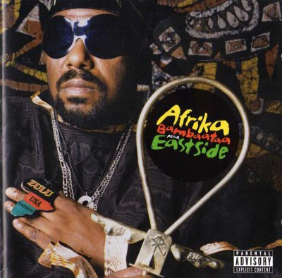 Afrika Bambaata – Eastside (2003) (2CD) (FLAC + 320 kbps)