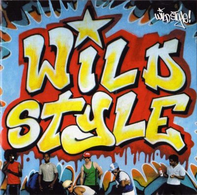 Various – Wild Style OST (1983 – 1998 RE) (CD) (FLAC + 320 kbps)