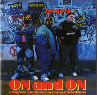 Fat Boys – On And On (CD) (1989) (FLAC + 320 kbps)