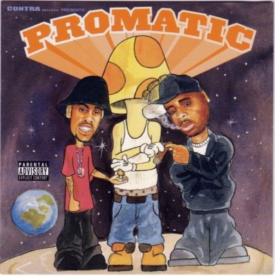 promatic cd-front