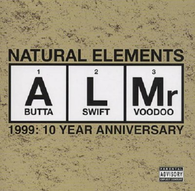 Natural Elements – 1999: 10 Year Anniversary (CD) (2009) (FLAC + 320 kbps)