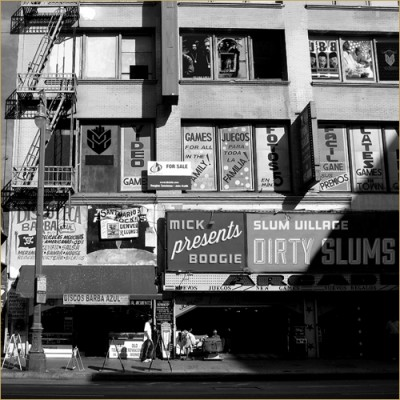 Slum Village – The Dirty Slums (WEB) (2012) (320 kbps)