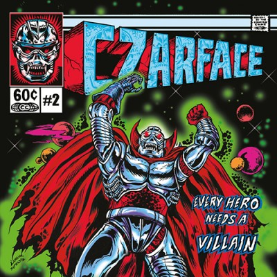 Czarface – Every Hero Needs A Villain (CD) (2015) (FLAC + 320 kbps)