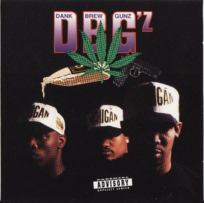 DBG'z - Bang Bang Boogie (CDS) (Cover)