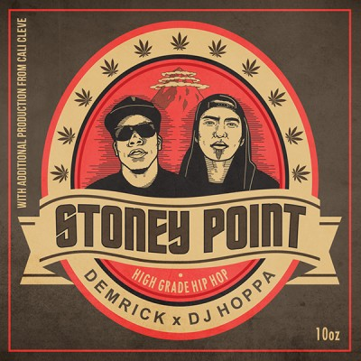 Demrick & DJ Hoppa – Stoney Point (WEB) (2015) (320 kbps)