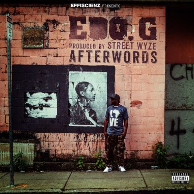 EDO. G – Afterwords (CD) (2015) (FLAC + 320 kbps)