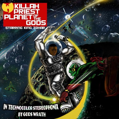 Killah Priest – Planet Of The Gods (CD) (2015) (FLAC + 320 kbps)