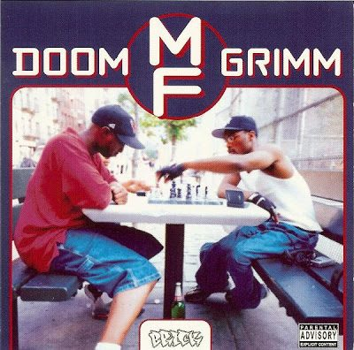 MF Doom & MF Grimm – MF EP (CD) (2000) (FLAC + 320 kbps)