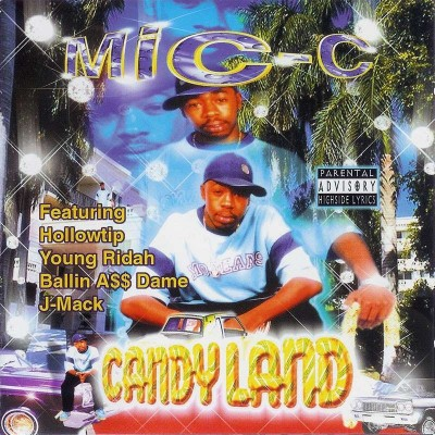 Mic-C - Candyland (Cover)