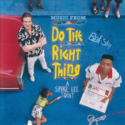 OST – Do The Right Thing (Reissue CD) (1989-2001) (FLAC + 320 kbps)