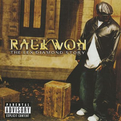 Raekwon – The Lex Diamond Story (CD) (2003) (FLAC + 320 kbps)
