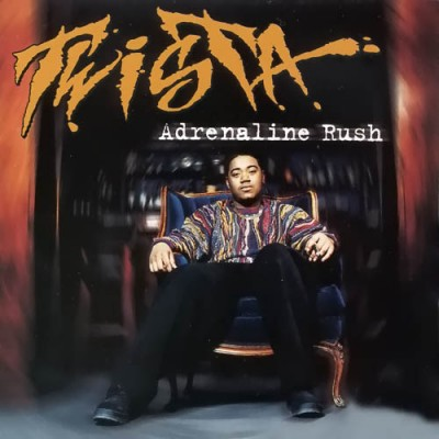 Twista – Adrenaline Rush (CD) (1997) (FLAC + 320 kbps)