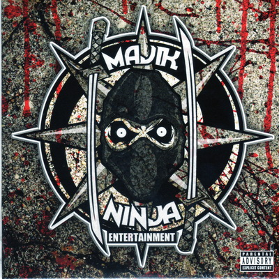 Twiztid & Blaze Ya Dead Homie – Majik Ninja Entertainment Sampler (CD) (2015) (320 kbps)