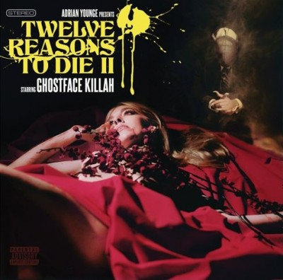 Adrian Younge & Ghostface Killah – Twelve Reasons To Die II (Deluxe Edition) (2xCD) (2015) (FLAC + 320 kbps)