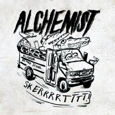 Alchemist – Retarded Alligator Beats (WEB) (2015) (FLAC + 320 kbps)