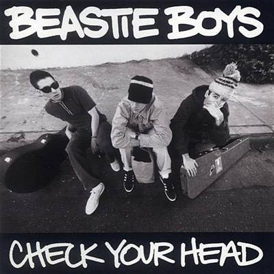 Beastie Boys - Check Yoyr Head (Japan Edition)
