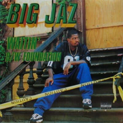 Big Jaz ‎- Waitin' / Foundation (CDS) (1996) (320 kbps)