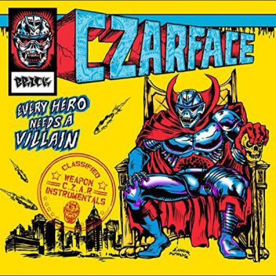 Czarface – Every Hero Needs A Villain (Instrumentals) (WEB) (2015) (320 kbps)