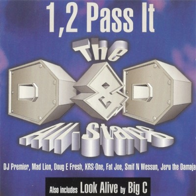D&D All Stars - 1,2 Pass It - Look Alive