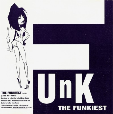 Funkdoobiest – Freak Mode / The Funkiest (Promo CDS) (1993) (FLAC + 320 kbps)