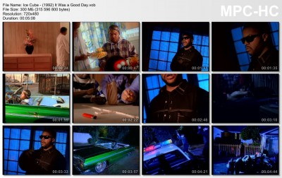 Ice Cube - (1992) It Was a Good Day.