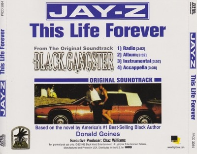 Jay-Z – This Life Forever (Promo CDS) (1999) (FLAC + 320 kbps)