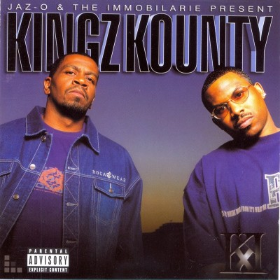Jaz-O & The Immobilarie ‎- Kingz Kounty (CD) (2002) (FLAC + 320 kbps)