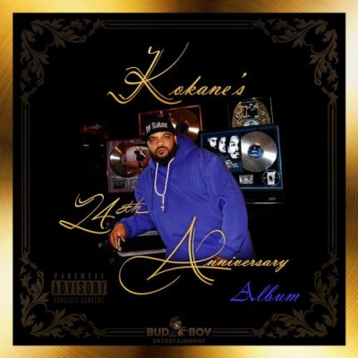 Kokane – Kokane's 24th Anniversary Album (2015) (iTunes)