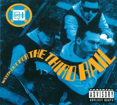 L.S.D. – Watch Out For The Third Rail (CD) (1991) (FLAC + 320 kbps)