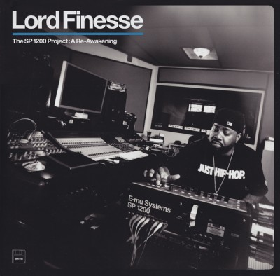 Lord Finesse - The SP1200 Project