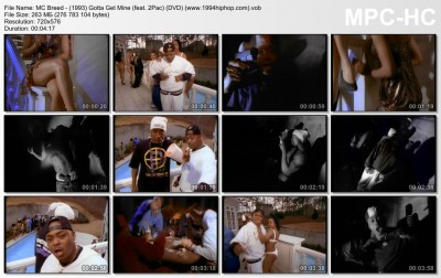 MC Breed - (1993) Gotta Get Mine (feat. 2Pac) (DVD) (www.1994hiphop.com)