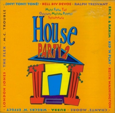 OST – House Party 2 (CD) (1991) (FLAC + 320 kbps)