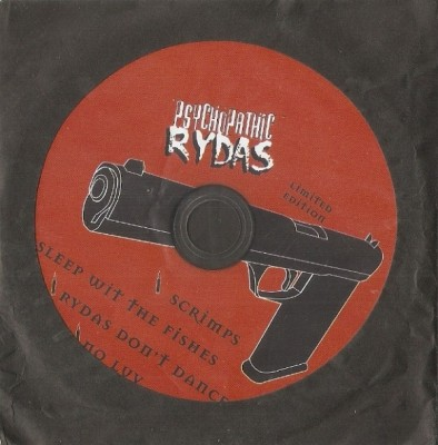 Psychopathic Rydas - Limited Edition 2004 EP