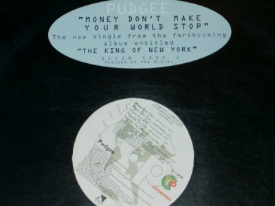 Pudgee – Money Don't Make Your World Stop (VLS) (1996) (320 kbps)