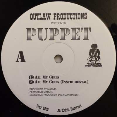 Puppet - All My Girls -bw- Screw Face (2000)