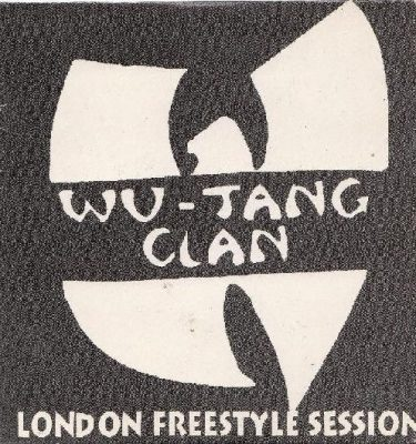 Wu-Tang Clan – London Freestyle Session (1994) (CD) (FLAC + 320 kbps)