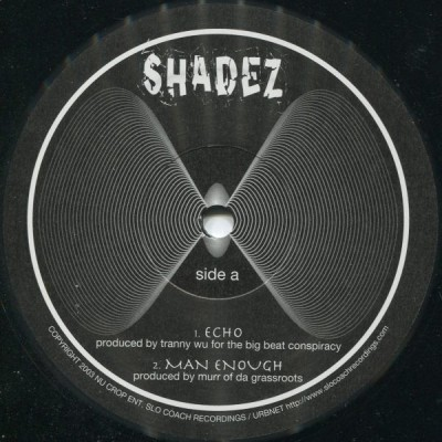 Shadez - Untitled EP (2003)